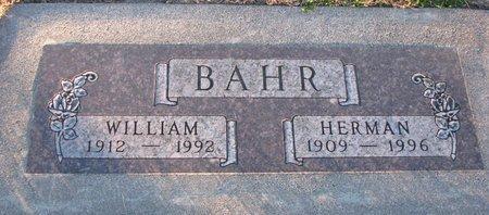 BAHR, HERMAN - Knox County, Nebraska   HERMAN BAHR - Nebraska Gravestone Photos