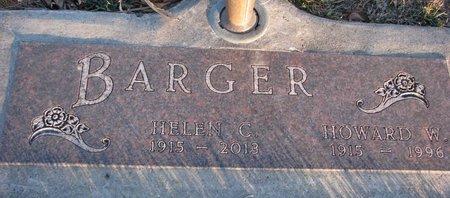 BARGER, HELEN CLARA - Knox County, Nebraska | HELEN CLARA BARGER - Nebraska Gravestone Photos