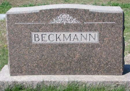 *BECKMANN, FAMILY MONUMENT - Knox County, Nebraska | FAMILY MONUMENT *BECKMANN - Nebraska Gravestone Photos
