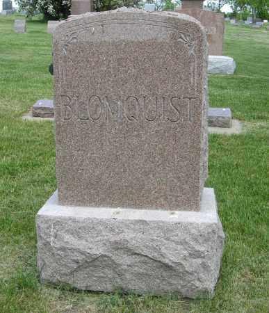 BLOMQUIST, FAMILY - Knox County, Nebraska | FAMILY BLOMQUIST - Nebraska Gravestone Photos