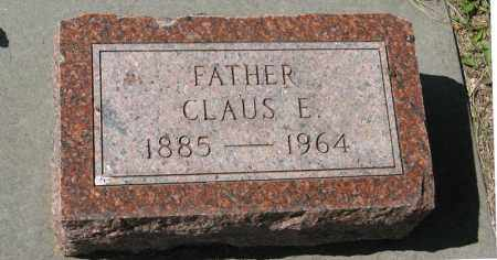 BLOOMQUIST, CLAUS E. - Knox County, Nebraska | CLAUS E. BLOOMQUIST - Nebraska Gravestone Photos
