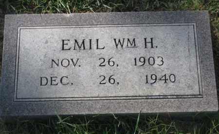 BLUNCK, EMIL WM. H. - Knox County, Nebraska | EMIL WM. H. BLUNCK - Nebraska Gravestone Photos