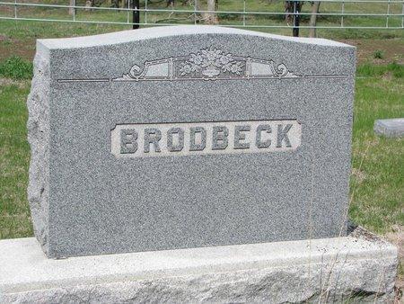 *BRODBECK, FAMILY MONUMENT - Knox County, Nebraska | FAMILY MONUMENT *BRODBECK - Nebraska Gravestone Photos
