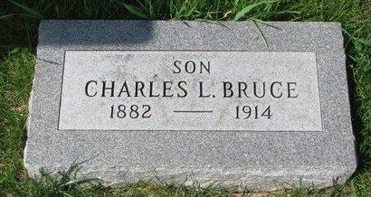BRUCE, CHARLES L. - Knox County, Nebraska | CHARLES L. BRUCE - Nebraska Gravestone Photos