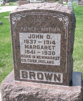 BRUCE, MARGARET - Knox County, Nebraska | MARGARET BRUCE - Nebraska Gravestone Photos