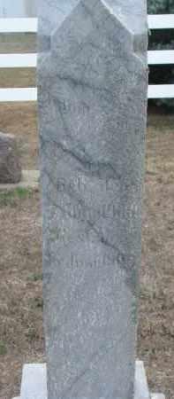 BUSSKOHL, INFANT - Knox County, Nebraska | INFANT BUSSKOHL - Nebraska Gravestone Photos