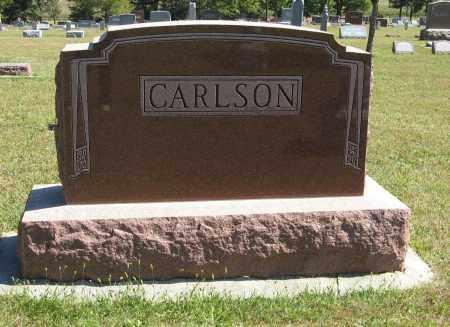 CARLSON, (FAMILY MONUMENT) - Knox County, Nebraska | (FAMILY MONUMENT) CARLSON - Nebraska Gravestone Photos