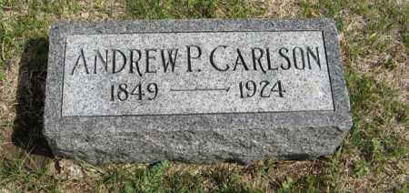 CARLSON, ANDREW P. - Knox County, Nebraska | ANDREW P. CARLSON - Nebraska Gravestone Photos