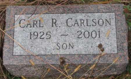CARLSON, CARL R. - Knox County, Nebraska | CARL R. CARLSON - Nebraska Gravestone Photos