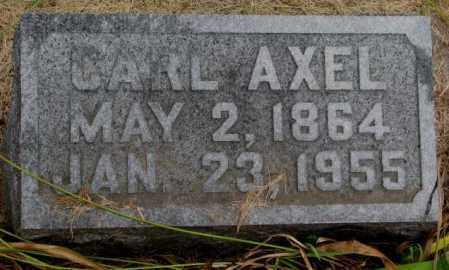 CARLSON, CARL AXEL - Knox County, Nebraska   CARL AXEL CARLSON - Nebraska Gravestone Photos