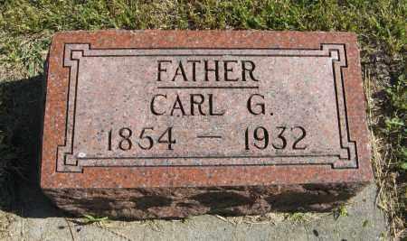 CARLSON, CARL G. - Knox County, Nebraska | CARL G. CARLSON - Nebraska Gravestone Photos