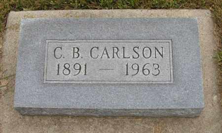 CARLSON, C. B. - Knox County, Nebraska | C. B. CARLSON - Nebraska Gravestone Photos