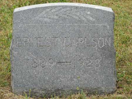 CARLSON, ERNEST - Knox County, Nebraska | ERNEST CARLSON - Nebraska Gravestone Photos