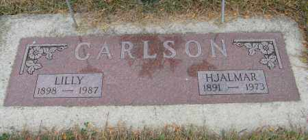 CARLSON, HJALMAR - Knox County, Nebraska | HJALMAR CARLSON - Nebraska Gravestone Photos