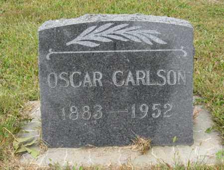 CARLSON, OSCAR - Knox County, Nebraska | OSCAR CARLSON - Nebraska Gravestone Photos