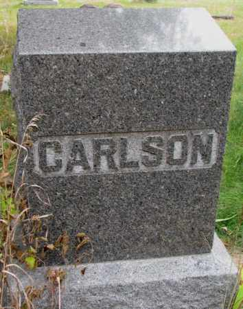 CARLSON, PLOT - Knox County, Nebraska | PLOT CARLSON - Nebraska Gravestone Photos