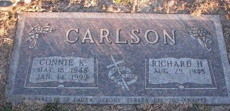 CARLSON, RICHARD H. - Knox County, Nebraska | RICHARD H. CARLSON - Nebraska Gravestone Photos