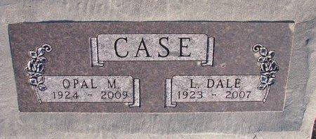 CASE, OPAL MAY - Knox County, Nebraska | OPAL MAY CASE - Nebraska Gravestone Photos