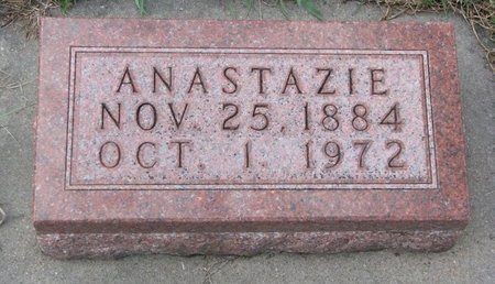 BERAN CHALUPNIK, ANASTAZIE - Knox County, Nebraska | ANASTAZIE BERAN CHALUPNIK - Nebraska Gravestone Photos