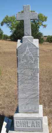 CIHLAR, BARUSKA SILVIE - Knox County, Nebraska   BARUSKA SILVIE CIHLAR - Nebraska Gravestone Photos