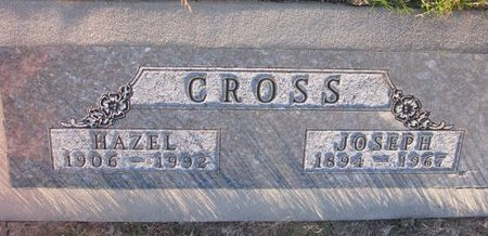 REESON CROSS, HAZEL - Knox County, Nebraska | HAZEL REESON CROSS - Nebraska Gravestone Photos