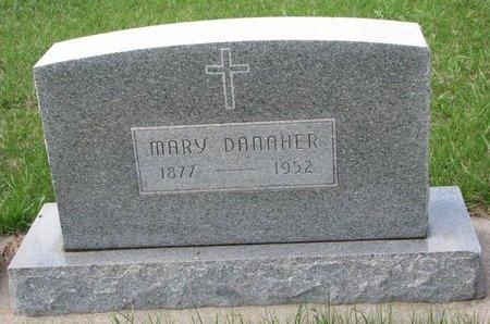 DANAHER, MARY - Knox County, Nebraska | MARY DANAHER - Nebraska Gravestone Photos