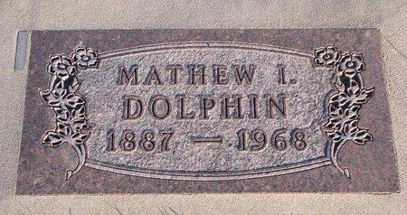 DOLPHIN, MATHEW I. - Knox County, Nebraska | MATHEW I. DOLPHIN - Nebraska Gravestone Photos