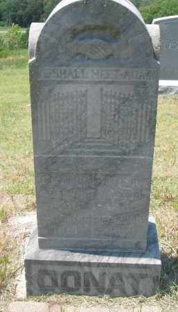 DONAT, FRANK - Knox County, Nebraska | FRANK DONAT - Nebraska Gravestone Photos