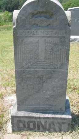 DONAT, FRANK - Knox County, Nebraska   FRANK DONAT - Nebraska Gravestone Photos