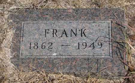 DROBNY, FRANK - Knox County, Nebraska   FRANK DROBNY - Nebraska Gravestone Photos