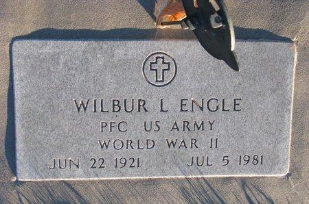 ENGLE, WILBUR L. - Knox County, Nebraska   WILBUR L. ENGLE - Nebraska Gravestone Photos