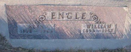 JOHNS ENGLE, ALTA - Knox County, Nebraska | ALTA JOHNS ENGLE - Nebraska Gravestone Photos