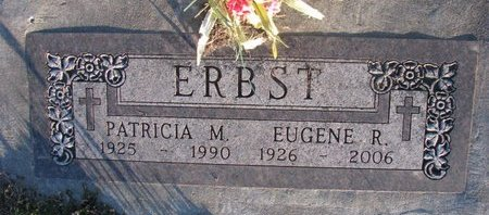 ERBST, EUGENE R. - Knox County, Nebraska   EUGENE R. ERBST - Nebraska Gravestone Photos