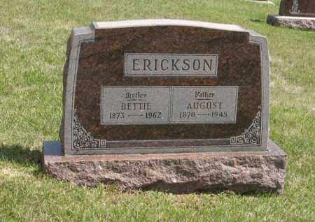ERICKSON, BETTIE - Knox County, Nebraska | BETTIE ERICKSON - Nebraska Gravestone Photos