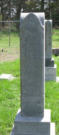 ERICKSON, JOHN - Knox County, Nebraska | JOHN ERICKSON - Nebraska Gravestone Photos