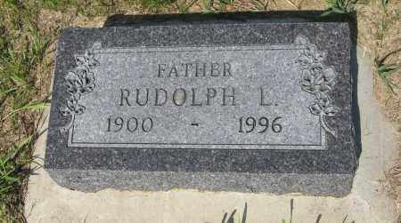 ERICKSON, RUDOLPH L. - Knox County, Nebraska | RUDOLPH L. ERICKSON - Nebraska Gravestone Photos