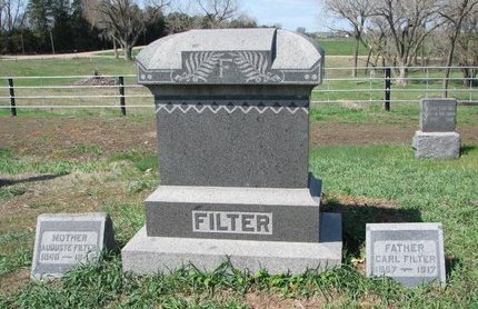 *FILTER, FAMILY PLOT - Knox County, Nebraska   FAMILY PLOT *FILTER - Nebraska Gravestone Photos