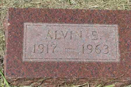 FOSTERMAN, ALVIN E. - Knox County, Nebraska | ALVIN E. FOSTERMAN - Nebraska Gravestone Photos
