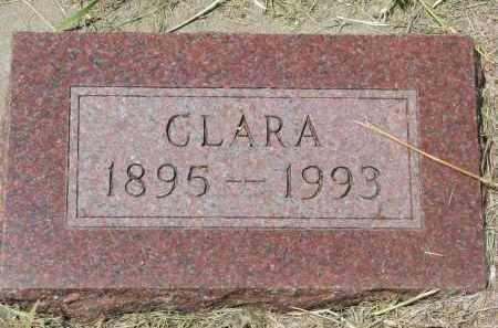 FOSTERMAN, CLARA - Knox County, Nebraska | CLARA FOSTERMAN - Nebraska Gravestone Photos