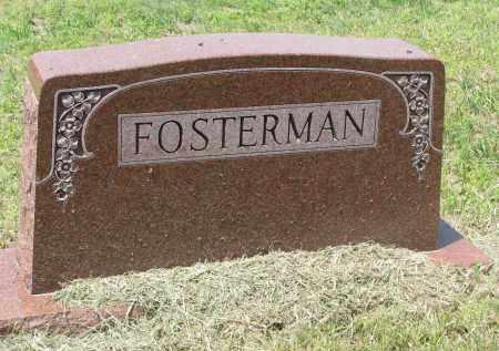 FOSTERMAN, FAMILY STONE - Knox County, Nebraska   FAMILY STONE FOSTERMAN - Nebraska Gravestone Photos
