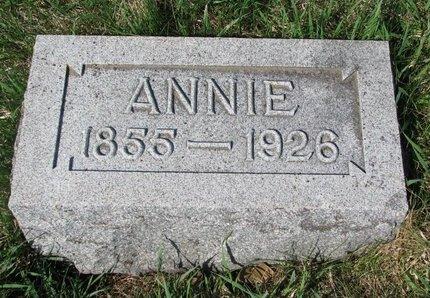 FREDRICKSON, ANNA JOHANA OLIVE - Knox County, Nebraska   ANNA JOHANA OLIVE FREDRICKSON - Nebraska Gravestone Photos