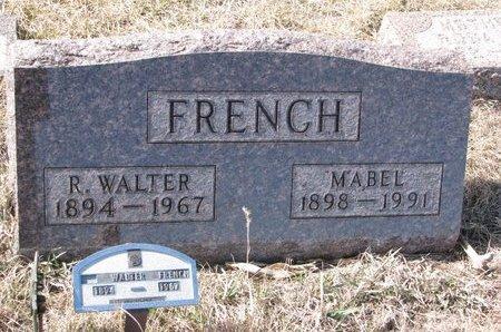 LLOYD FRENCH, MABEL - Knox County, Nebraska   MABEL LLOYD FRENCH - Nebraska Gravestone Photos
