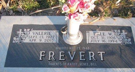 FREVERT, DALE W. - Knox County, Nebraska | DALE W. FREVERT - Nebraska Gravestone Photos