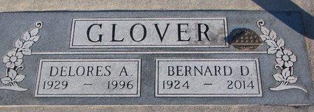 GLOVER, DELORES ARLENE - Knox County, Nebraska | DELORES ARLENE GLOVER - Nebraska Gravestone Photos