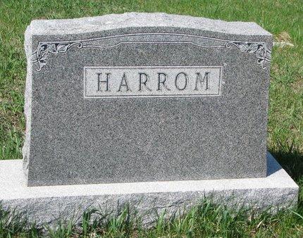 HARROM, *FAMILY MONUMENT - Knox County, Nebraska | *FAMILY MONUMENT HARROM - Nebraska Gravestone Photos