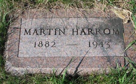 HARROM, MARTIN - Knox County, Nebraska | MARTIN HARROM - Nebraska Gravestone Photos