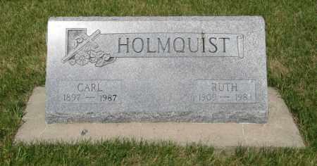 HOLMQUIST, CARL - Knox County, Nebraska   CARL HOLMQUIST - Nebraska Gravestone Photos