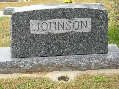 JOHNSON, (FAMILY MONUMENT) - Knox County, Nebraska | (FAMILY MONUMENT) JOHNSON - Nebraska Gravestone Photos