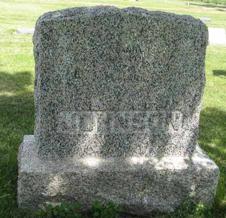 JOHNSON, AMANDA - Knox County, Nebraska | AMANDA JOHNSON - Nebraska Gravestone Photos