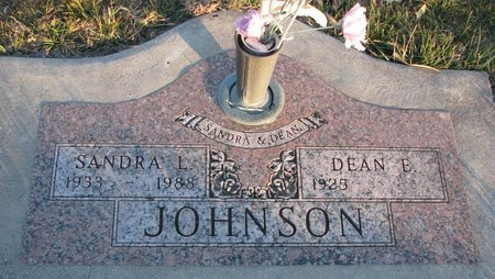 JOHNSON, DEAN E. - Knox County, Nebraska | DEAN E. JOHNSON - Nebraska Gravestone Photos